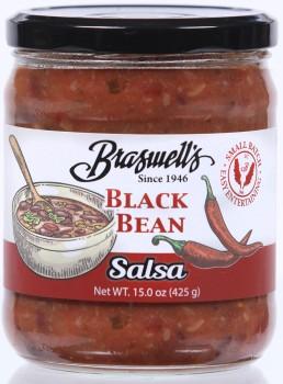Black Bean Salsa Dip