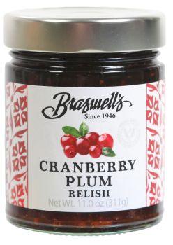 Cranberry Plum Relish