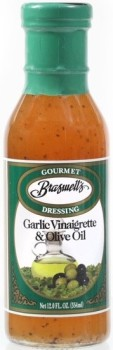 Garlic Vinaigrette with Olive Oil