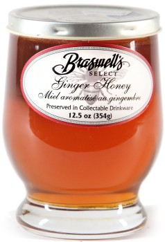 Braswell's Select Ginger Honey