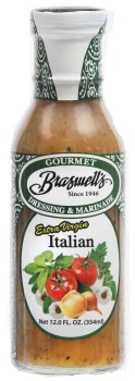 Extra Virgin Italian Dressing - 12oz