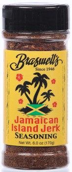 Jamaican Island Jerk Seasoning