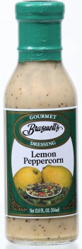 Lemon Peppercorn Dressing - 12 oz.