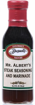Mr. Albert's Steak Seasoning and Marinade