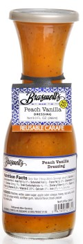 Peach Vanilla Dressing