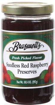 Red Raspberry Preserve
