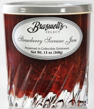 Braswell's Select Strawberry Serrano Jam