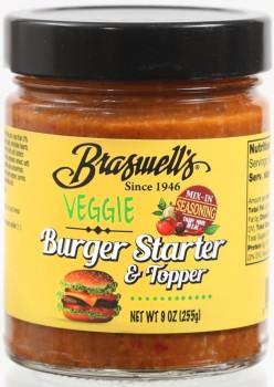 Veggie Burger Starter