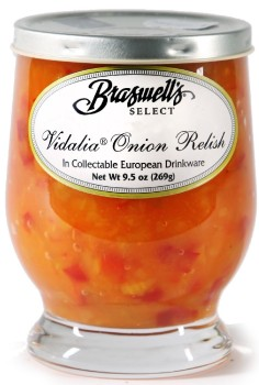 Braswell's Select Vidalia Onion Relish