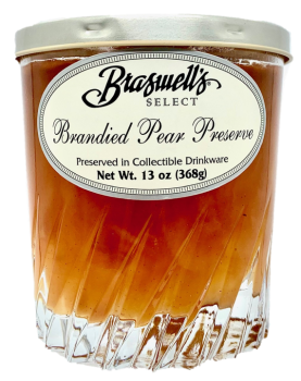 Braswell's Select Brandied Pear Preserve