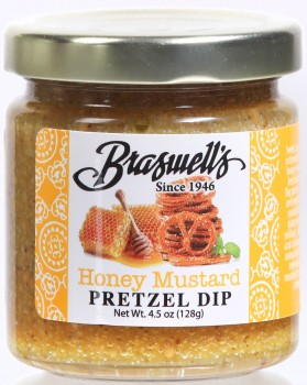 Honey Mustard Pretzel Dip - 4.5oz