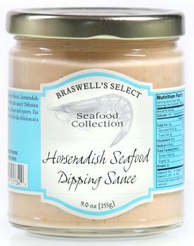 Horseradish Seafood Dipping Sauce