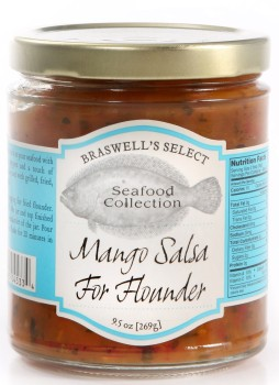 Seafood Mango Salsa