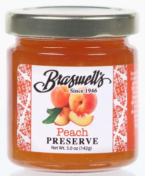Peach Preserves - 5 oz.