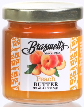 Peach Butter - 4.5oz