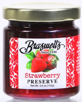 Strawberry Preserve - 5oz