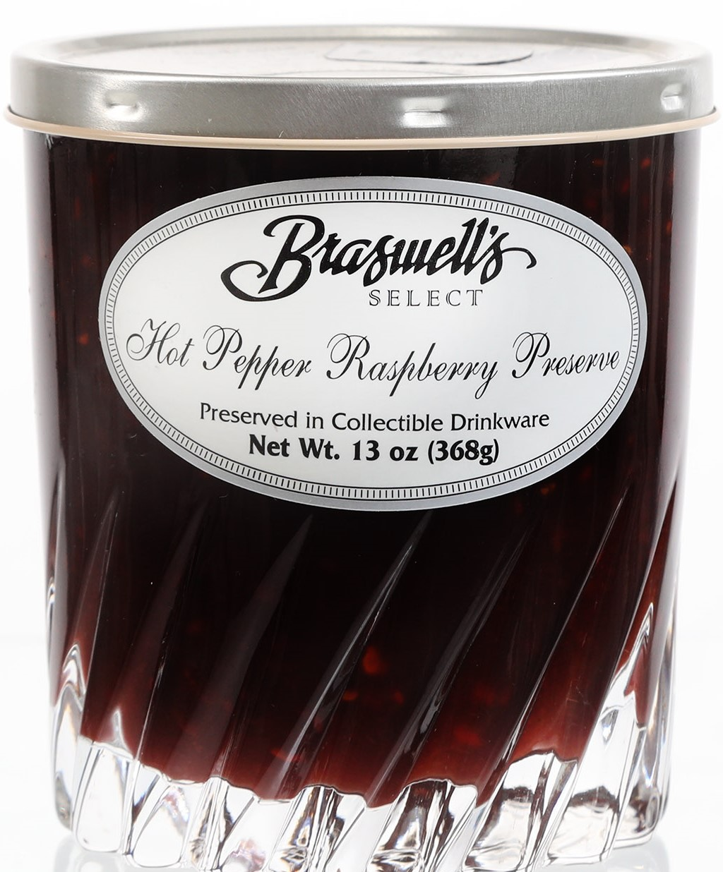 Braswell's Select Hot Raspberry Preserve