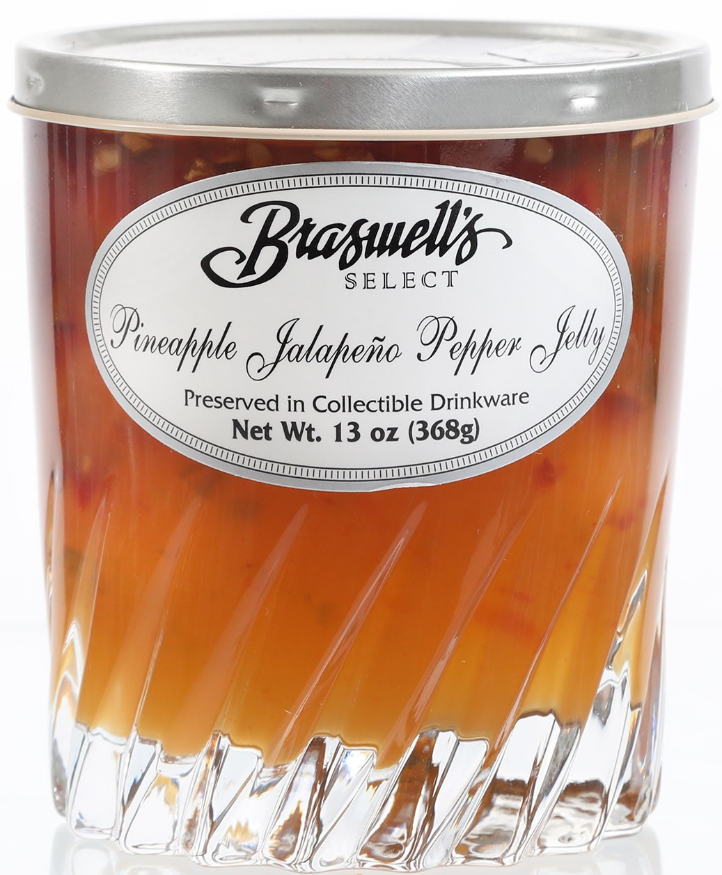 Braswell's Select Pineapple Jalapeno Pepper Jelly