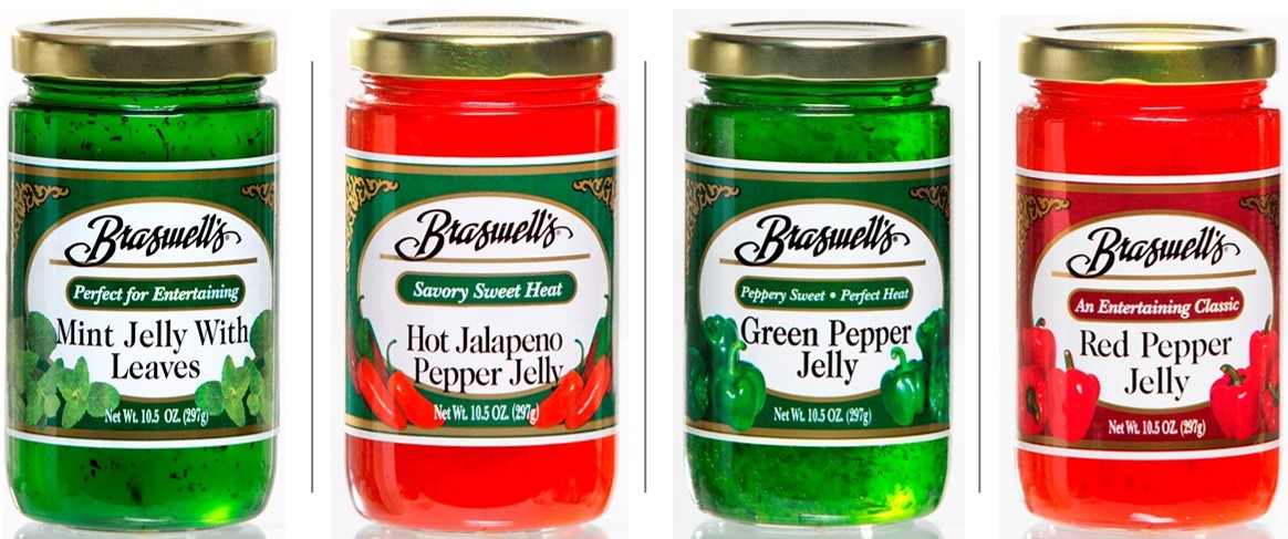 4 Flavor Pepper Jelly Gift Set