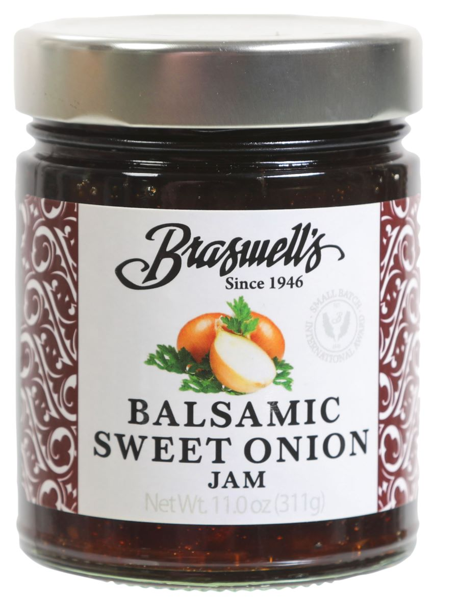 Balsamic Sweet Onion Jam-11oz