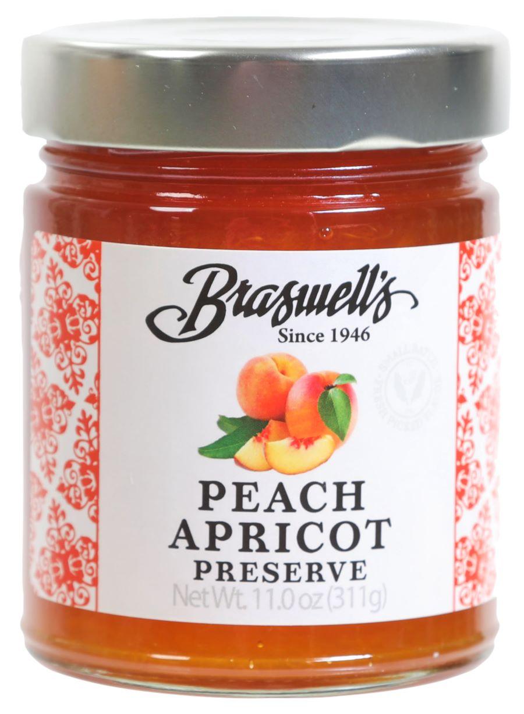Peach Apricot Preserve
