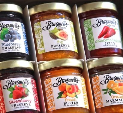 Braswell's Mini Jars