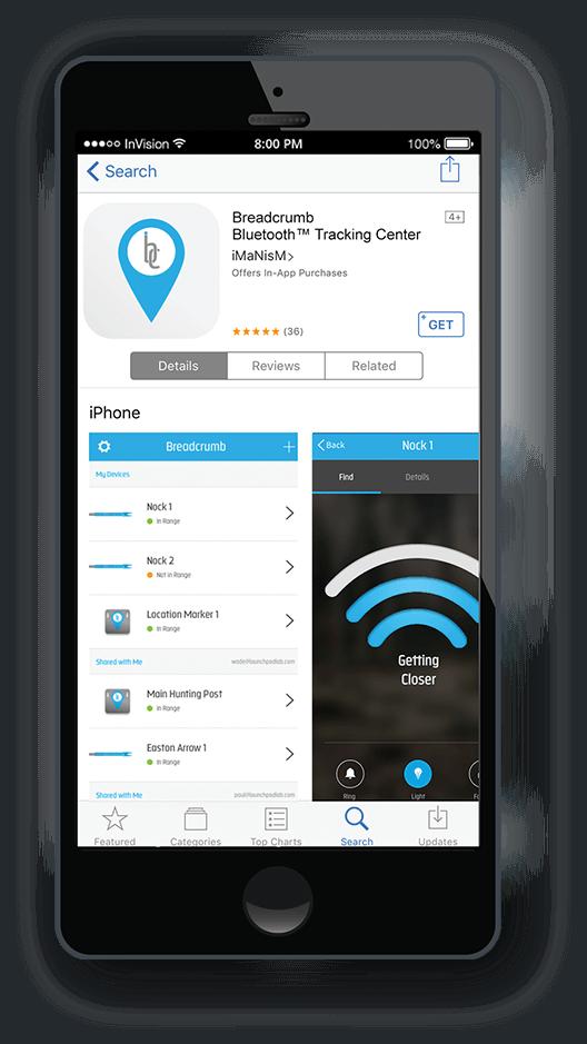 Breadcrumb App