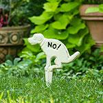 Doggie Don't Yard Sign