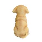 Happy Puppy Statue