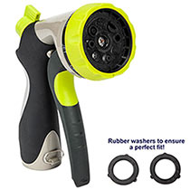 Garden Hose Spray Nozzle