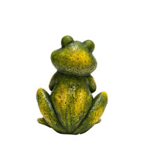 Frog Statue
