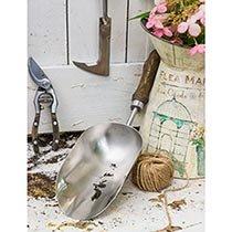 Stainless Steel Potting Scoop