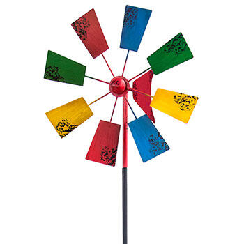 """12"""" Vintage Wind Spinner"""