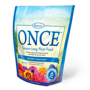 Once™ Season-Long Plant Food