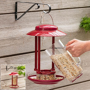 Scooper Bird Feeder
