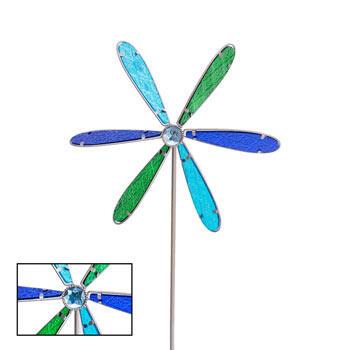 Pinwheel Spinner Stake