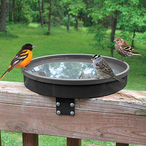 Bird Supplies Heated Birdbath Breck S