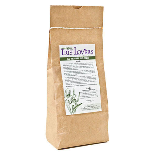 Breck's® Iris Lover's All-Natural Iris Food