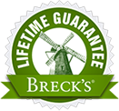 Brecks No Risk Lifetime Guarantee