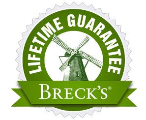 Breck's No Risk Gurantee