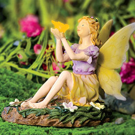 Garden Fairy Solar Light