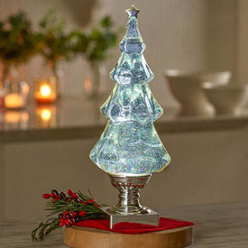 Light Up Shimmer Tree