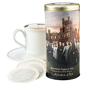 Downton Abbey Legacy Tea