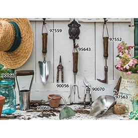 Vintage-Style Garden Tools
