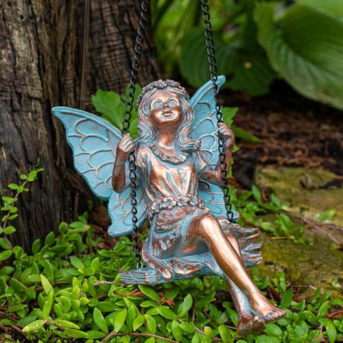 Fairy Statues Garden Essentials, Fairy Garden Statues Canada