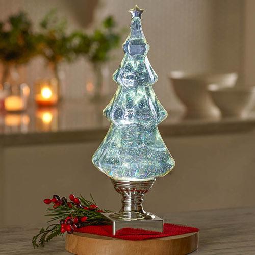 Light Up Shimmer Tree