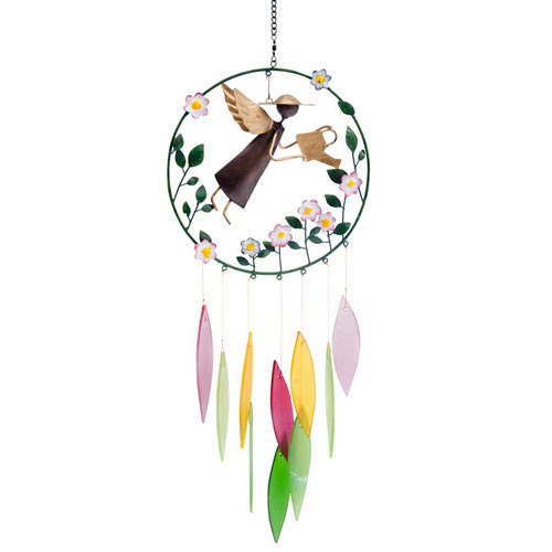 Gardening Angel Wind Chime