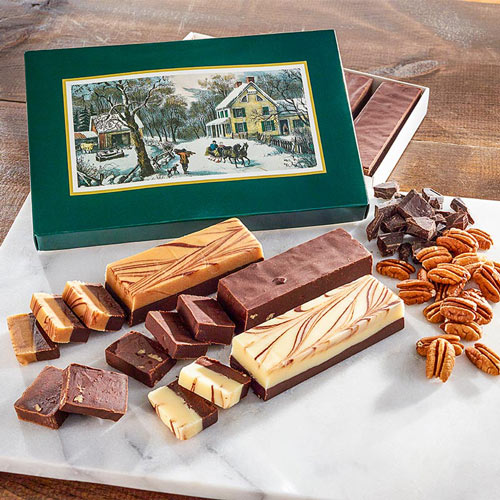 Fudge Sampler Box