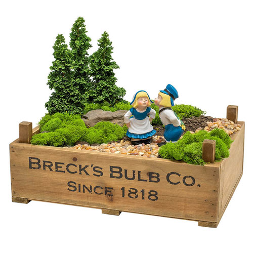 Brecks Dutch Bulb Crate