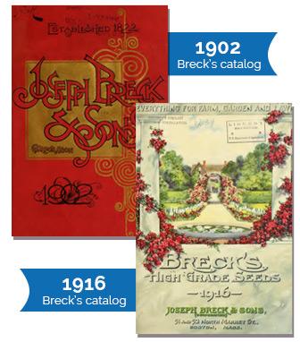 Breck's Catalogs